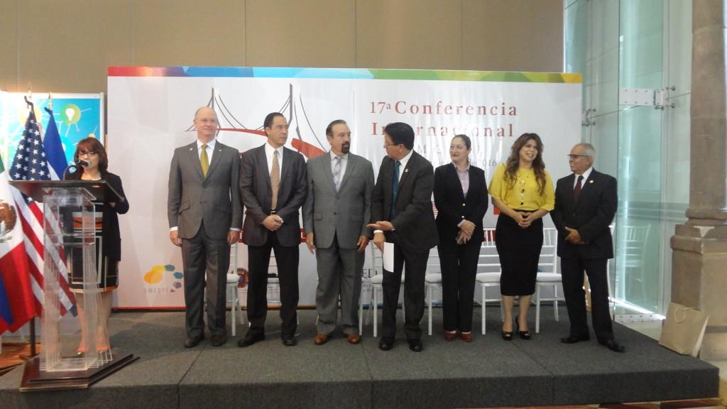 Inauguración 17a Conferencia